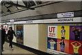 TQ3281 : Moorgate Underground Station by N Chadwick