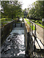 TM0533 : Dedham Lock by Chris Allen