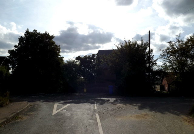 Mill Road, Hundon