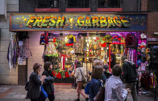 Fresh Garbage, Belfast