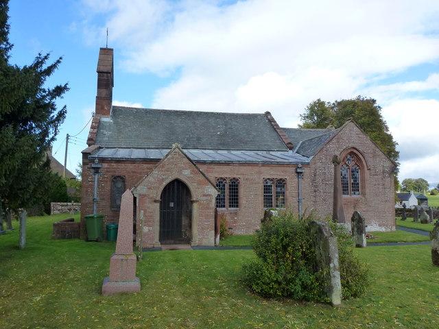 Church of St Cuthbert, Cliburn