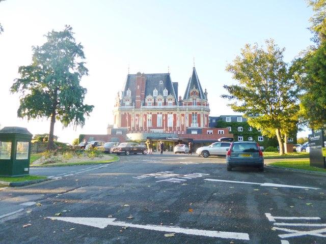 Impney Park, Chateau Impney