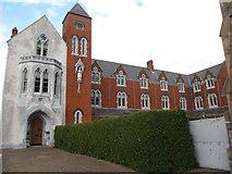 J4844 : The Convent of Mercy, Downpatrick by Eric Jones