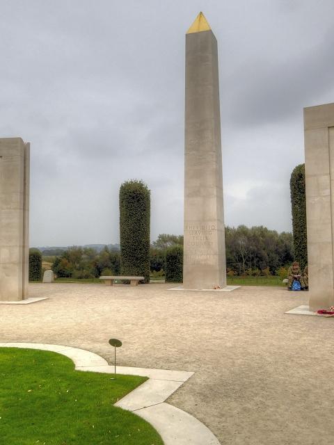Armed Forces Memorial, The Obelisk