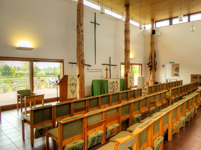 The Millennium Chapel of Peace and Forgiveness