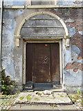 SJ3591 : Entrance to #61 Everton Road, Liverpool by John S Turner