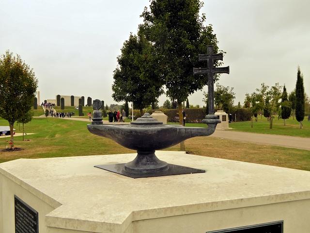National Memorial Arboretum, Toc H Memorial
