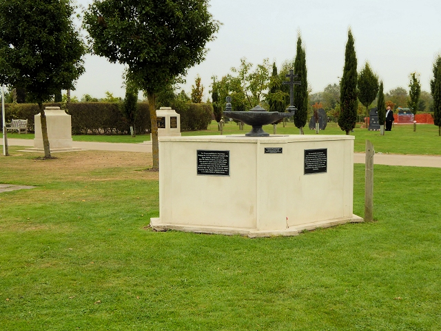 Toc H Memorial at the National Memorial Arboretum