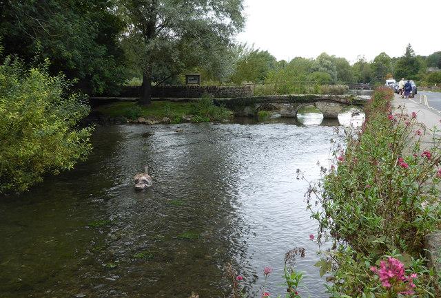 Stone Footbridge to Arlington Row