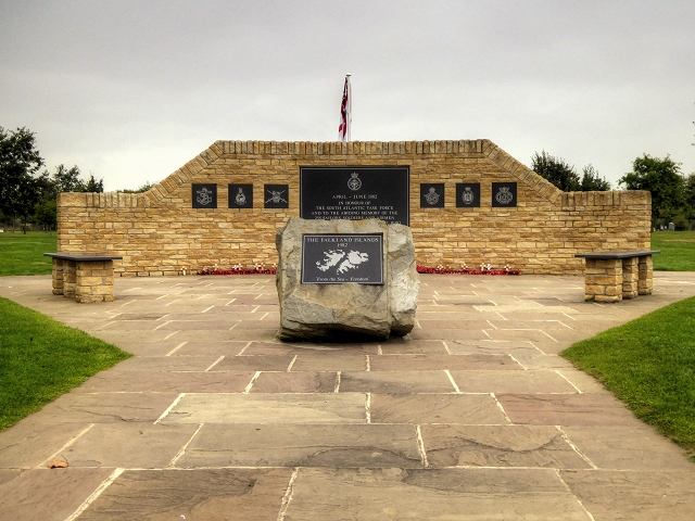 The South Atlantic Medal Association Memorial