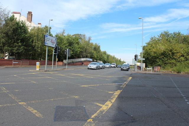 Gallow Green Road, Paisley