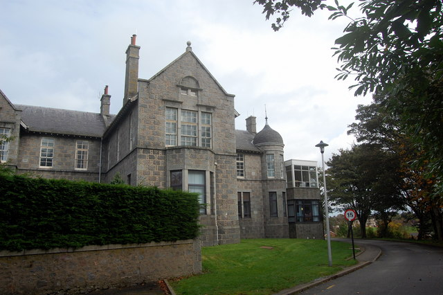 Woodend Hospital (east wing)