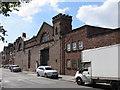 SJ3790 : Kensington Drill Hall (former) (1) by John S Turner