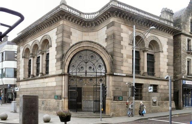 Old Bank Blackburn