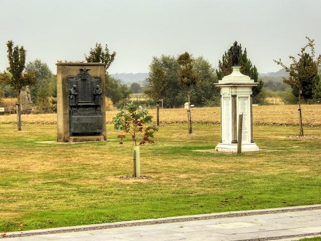 National Memorial Arboretum, Royal & Sun Alliance Memorials
