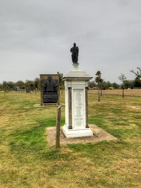 Royal and Sun Alliance War Memorials, National Memorial Arboretum