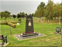 SK1814 : Royal Air Force Association Memorial by David Dixon