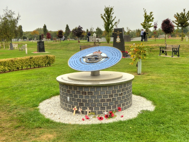 Women's Auxiliary Air Force (WAAF) Memorial at the NMA