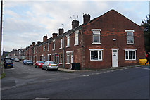 SK4293 : James Street off Tenter Street, Rotherham by Ian S
