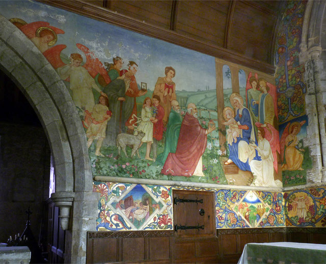 Church of St Peter, Clayworth