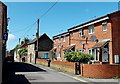ST8644 : Satellite dishes in Chapel Street, Warminster by Jaggery