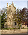 SK7288 : Church of St Peter, Clayworth by Alan Murray-Rust