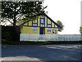 TL7046 : Kedington Village Hall by Adrian Cable
