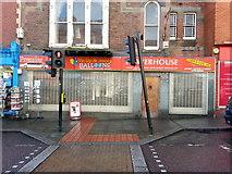 SO6024 : Empty shop in Gloucester Road, Ross-on-Wye by Jonathan Billinger