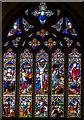 TF0170 : East Window, St John's church, Washingborough by Julian P Guffogg