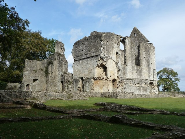 Minster Lovell - Remains of the Great Hall