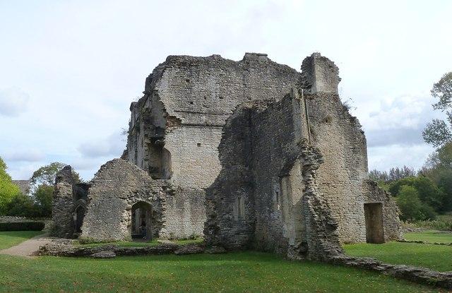 Minster Lovell - Northern Range of Old Hall