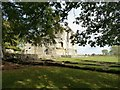 SP3211 : Minster Lovell - Old Hall - West Wing remnants by Rob Farrow