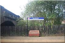 SE2439 : Horsforth Station by N Chadwick