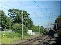 SJ8934 : Railway junction at Stone by Stephen Craven