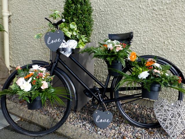Vintage bike, Carrickmore