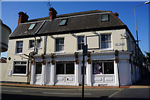 TA0829 : The former Tap Public House on Spring Bank, Hull by Ian S