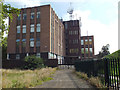 SP0366 : Telephone exchange, Rectory Road, Headless Cross, Redditch by Robin Stott