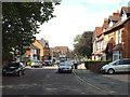 SP0366 : West on Rectory Road, Headless Cross, Redditch by Robin Stott