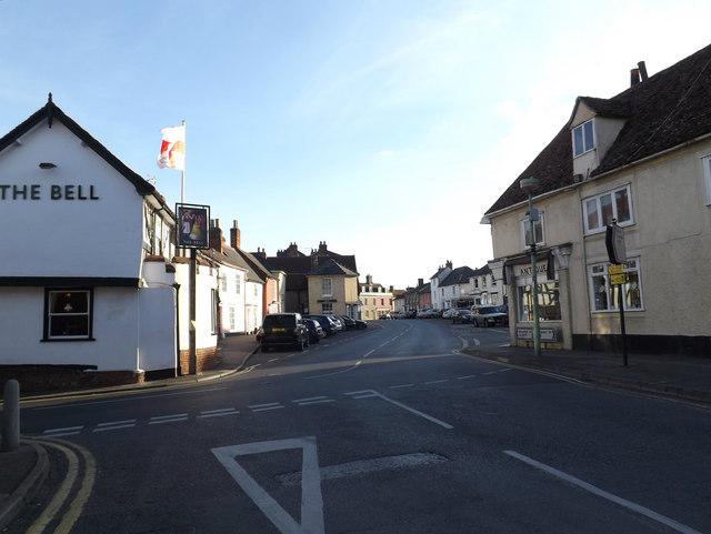 Church Street, Clare