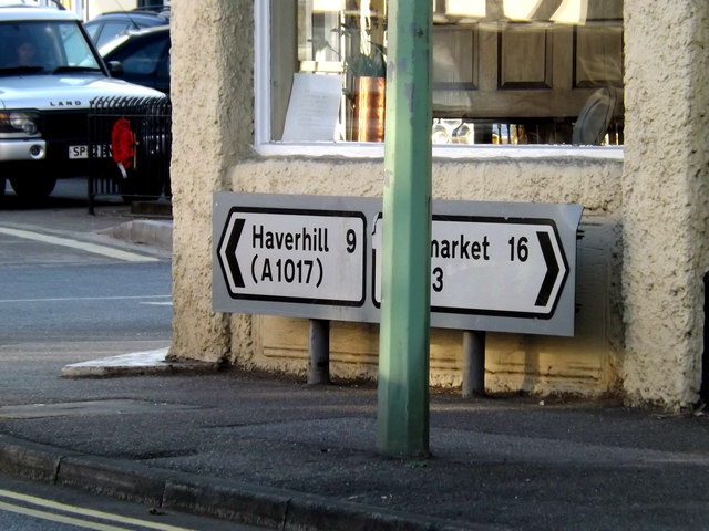 Roadsigns on Church Street