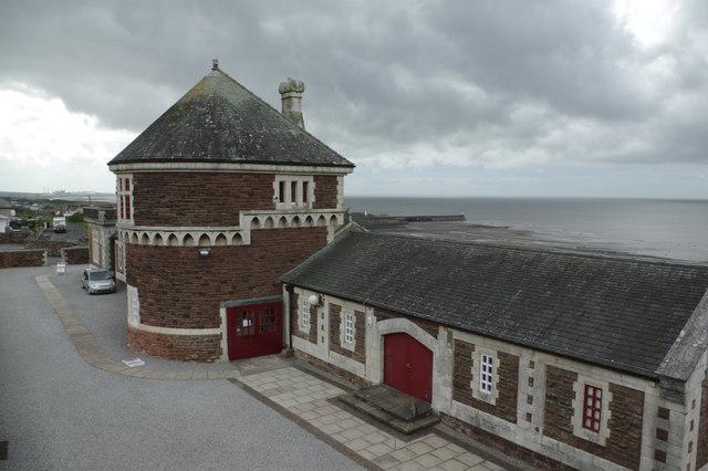Senhouse Museum by Stephen McKay