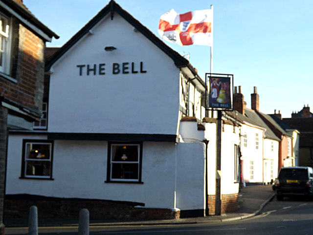 The Bell Public House, Clare