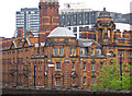 SJ8497 : Manchester - former London Road Fire Station by Dave Bevis