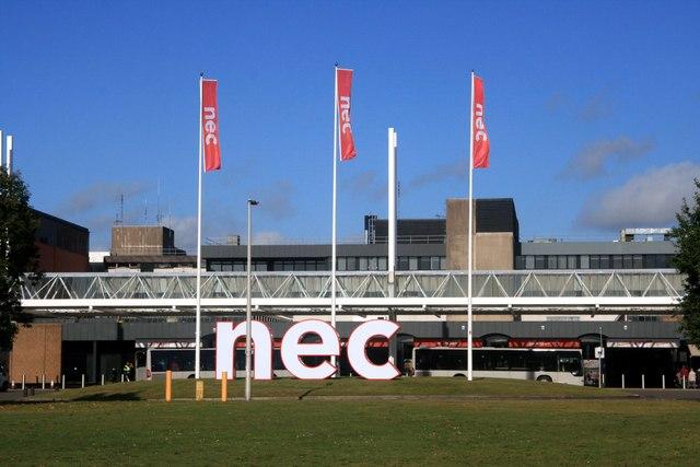 the national exhibition centre � graham hogg geograph britain andthe national exhibition centre
