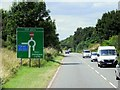 SP2862 : A452 Warwick Bypass/M40 Link Road by David Dixon