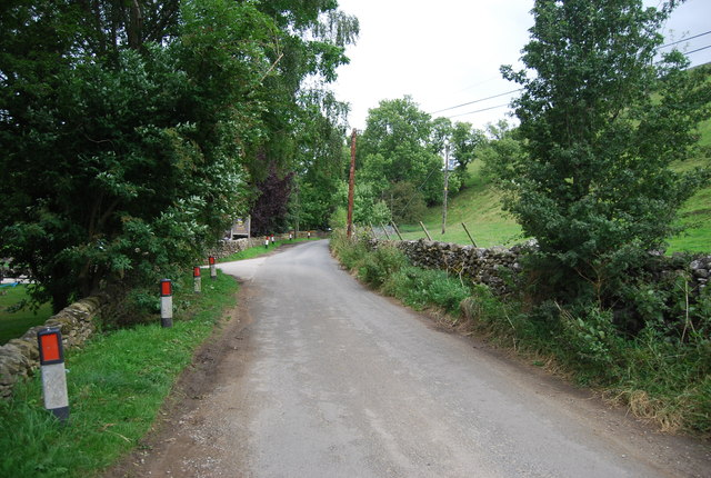 Lane to Burnsall