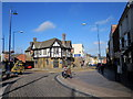 SO9084 : The Mitre Lower High Street Stourbridge by Roy Hughes