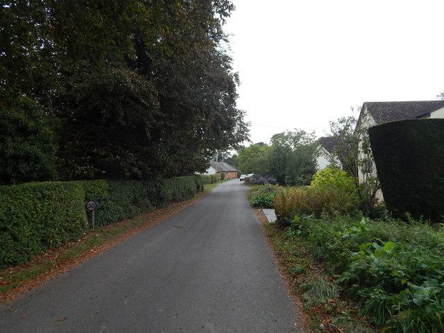 Sherbourne Street