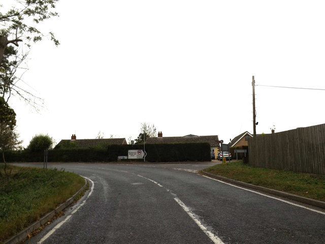 A1120 Bell's Lane, Stowupland