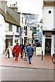 TQ3104 : Brighton, The Lanes 1997 by Ben Brooksbank